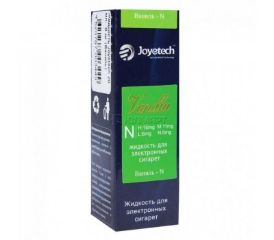 жидкость для заправки Joyetech Ваниль Zero (0 mg) 20 мл