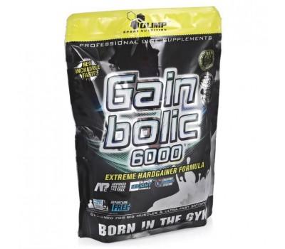 Гейнер Olimp Gain Bolic 6000 (ваниль) 1000 г пакет