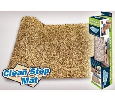 TV-114 Супер-впитывающий коврик Clean Step Mat