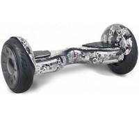 """Гироскутер Smart Balance 10,5"""" (Skull, Череп) +  Balance & TaoTao"""