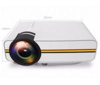 Мини-проектор YG-410 (1200 люмен)