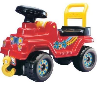Машина-каталка Джип 4х4 №2