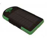 Внешний аккумулятор на солнечной батарее Solar Charger 16000mAh с фонариком