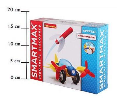 Магнитный конструктор SmartMax/ Bondibon Специальный (Special) набор: Полёт. , арт. 202