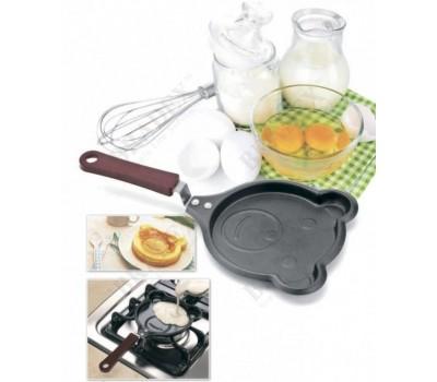 Мини-сковорода «МИШКА» (frying pan BEAR)