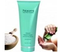 KM 0008 Крем для рук с минералами Мертвого моря «NAOMI» 100 мл (Mineral Hand Cream)