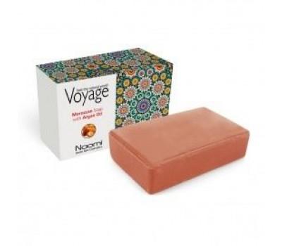 Мыло «Путешествие в Марокко» (Voyage Natural Soap) 140гр