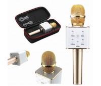 Tuxun Q7 Беспроводной караоке микрофон со встроенной колонкой