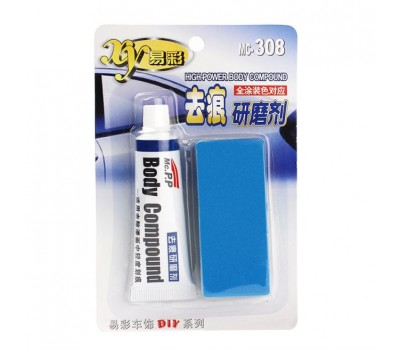Для Авто Стайлинг Аксессуары Автомобиль укладки Fix it pro Автомобилей полировка соединение тела восковые Краски MC308 Царапин Комплект Для Ремонта # iCarmo