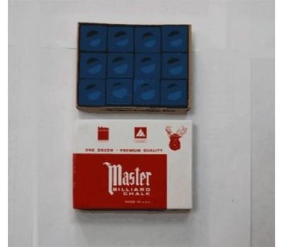 Мелки для кия (6 упаковок по 12шт) МЕ-01