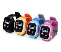 Smart Baby Watch Q80 умные детские часы телефон