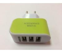 Адаптер переходник USB 220V зарядка ET-700