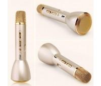 Беспроводной караоке микрофон со встроенной колонкой Magic Karaoke KTV-K088