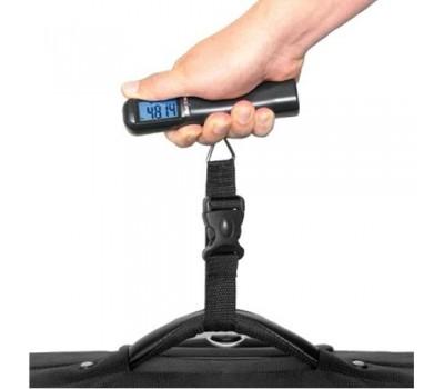 Весы багажные электронные ORIENT KS-353, ремешок с карабином, до 50 кг, точность 10г, питание 2xAAA (в комплект не входят)