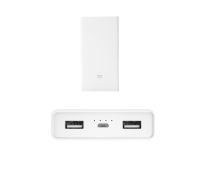 Xiaomi Mi Power Bank 20000 внешний аккумулятор