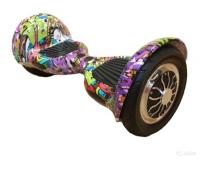 "Гироскутер Smart Balance Wheel SUV 10 (Graffiti Orange Jungle)"" + APP & Balance"