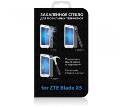 Закаленное стекло DF для ZTE Blade X5