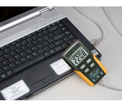 DT-172 Регистратор температуры и влажности, даталоггер