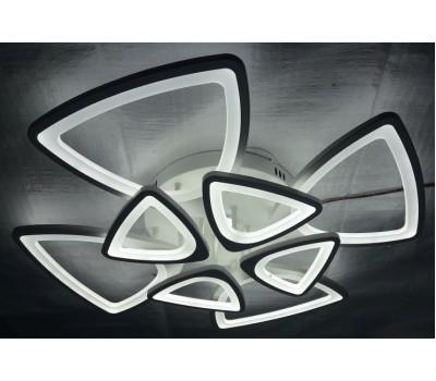 Люстра Normal lighting 8 LED светильник потолочный с пультом - хай тек 50262/8