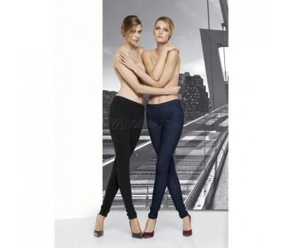 леггинсы-скини Oroblu PTL Jeans 14-15, Black (черный), L [VOBT61666] [8300289441665]