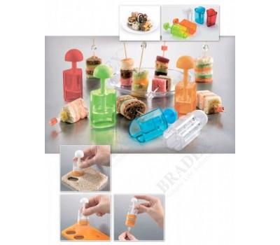 Набор форм для канапе (5 шт.) (Snack 5 moulds)