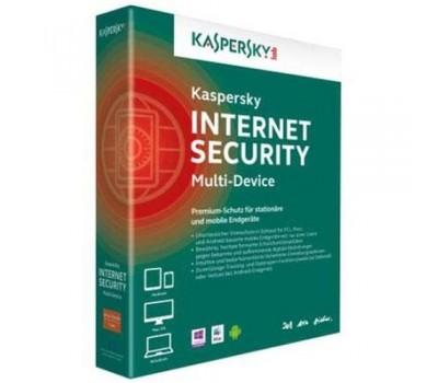 Kaspersky Internet Security Multi-Device 2014, Карта продления лицензии на 1 год, на 2 ПК (KL1941ROBFR)