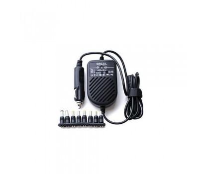 Автомобильное зарядное устройство для ноутбуков от прикуривателя GiNZZU GA-4090, Slim, 90Вт, 15-24V