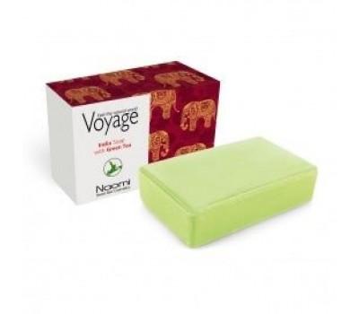 Мыло «Путешествие в Индию» (Voyage Natural Soap) 140гр