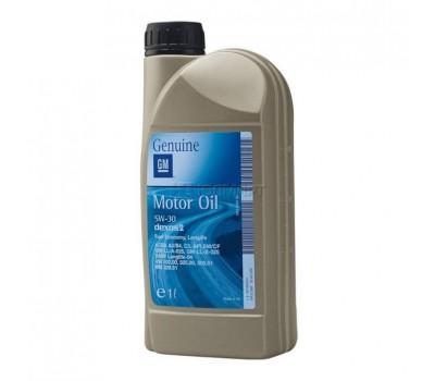 Моторное масло GM Dexos2 LongLife SAE 5W/30 1л (1942000)