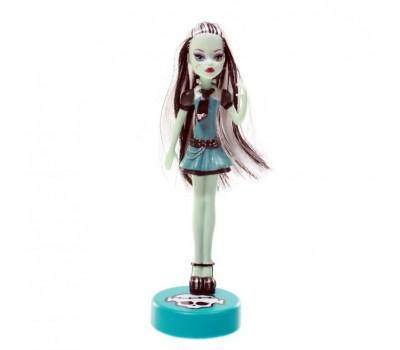Monster High. Кукла ручка с подставкой (МН907): Frankie Stein