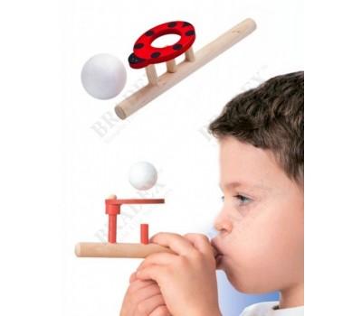 Аэробол для развития речевого дыхания «ДЕЛЬФИН» (Floating ball)