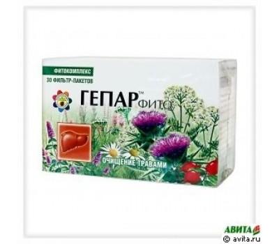 Гепар чай для улучшения работы жкт 30 ф/п х 1г