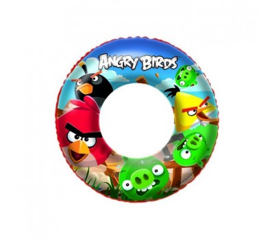 Angry Birds надув.круг для плавания 56см кор. (96102B)