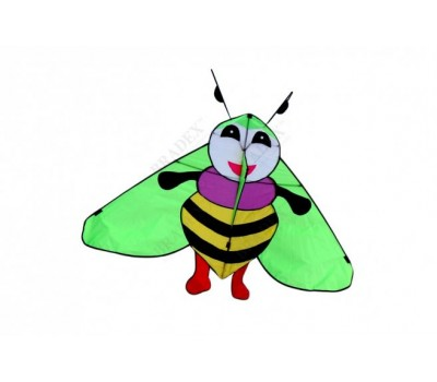 Воздушный змей «ПЧЕЛКА МИЯ» (Bee kite)