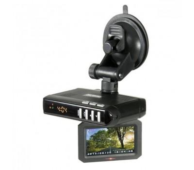 XPX G520 STR Видеорегистратор с GPS-радар-детектором