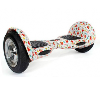"Гироскутер Smart Balance Wheel SUV 10 (Angry Birds)"" + APP & Balance"