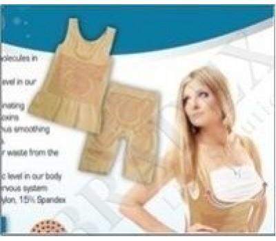 Комплект корректирующего белья с турмалином «ЭВИТА» (LXL) (Stretch Slimmer)