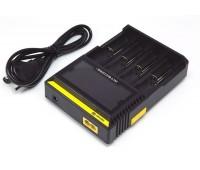 Зарядное устройство NiteCore Digicharger D4 найткор диджичарджер Д4