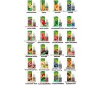Жидкость ECO Multifruit Мультифрукты (10 мл, 6% никотин)