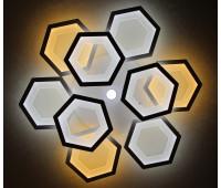 Люстра светильник потолочный с пультом Honeycomb LED - Хай Тек 50432/52