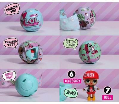 Игрушка Кукла LOL больше шар (лол) Сюрприз в шарике