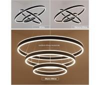 Люстра светильник потолочный с пультом  Long Light LED - Хай Тек VP805/6