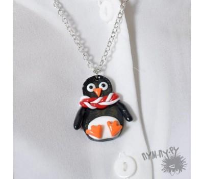 """Кулон """"Пингвин"""""""
