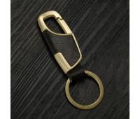 1 ШТ. Хороший Кожаный Ремень Пряжка Клип Брелок Брелок Кольцо 4 Цвета Для Опций Бесплатной Доставкой
