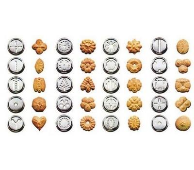 TK 0168Шприц для печенья «ДОМАШНЯЯ КОНДИТЕРСКАЯ» (Biscuit press)