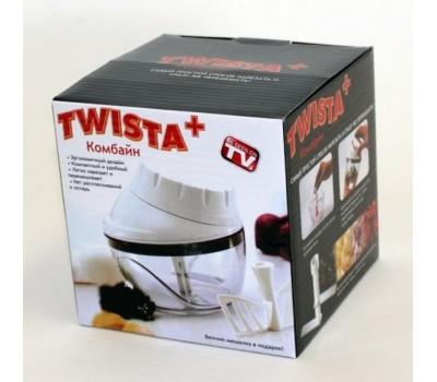Мини кухонный комбайн измельчитель Twista+ (Твиста плюс)