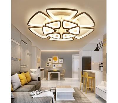 Люстра светильник потолочный с пультом Normal lighting LED - хай тек 50262/12