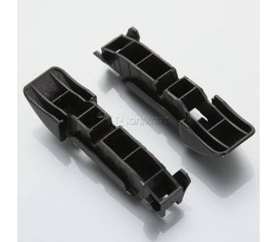Адаптер-переходник для щеток Alca/Heyner к креплению Боковой зажим/Pinch Tab, 2 шт, W300320