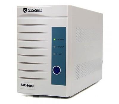 ИБП KRAULER BASIC BAC-1000, 600Вт