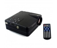 Мультимедийный проектор LED H100TV mini (AV, VGA, SD, USB, HDMI)